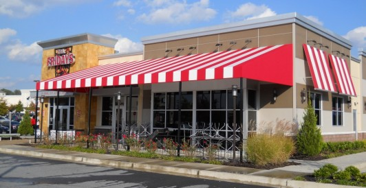 Automated awnings